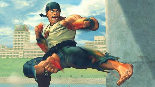 Alternative Costumes Ryu-costume