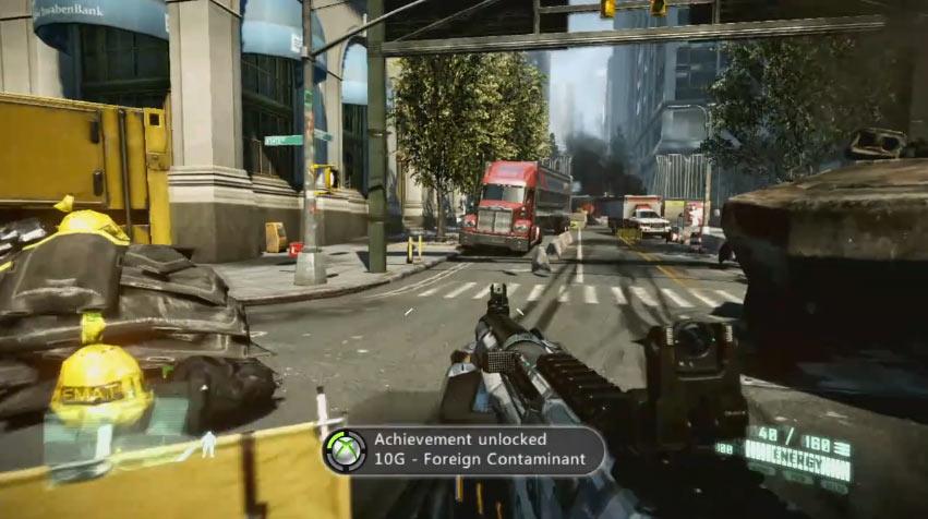 Xbox 360 Gameplay